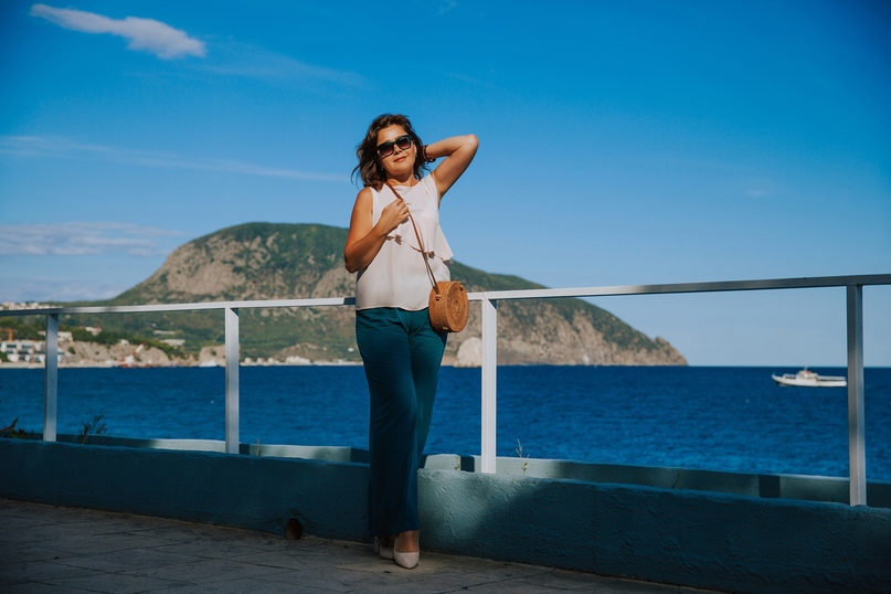Индивидуальная фотосессия в Гурзуфе - Фотограф MaryVish.ru