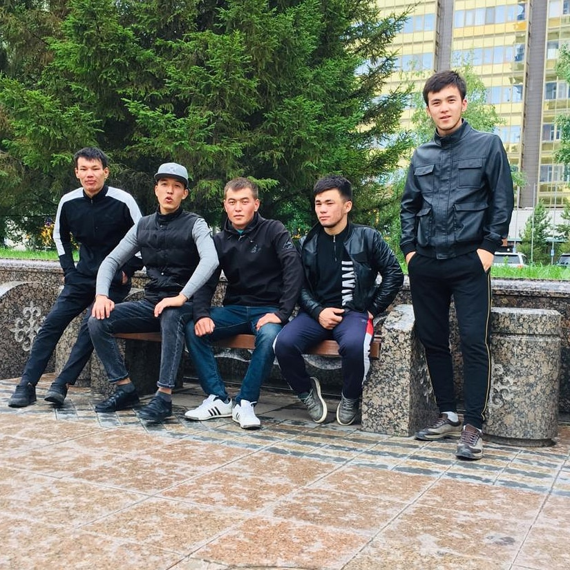Алпамыс, 21, Kyzyl-Orda
