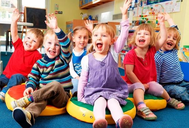 Открывается новый набор деток дошкольников. Детски...
