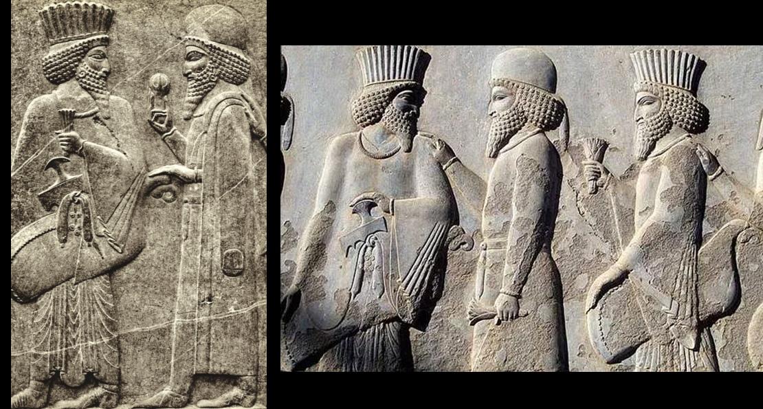 Цари Персии