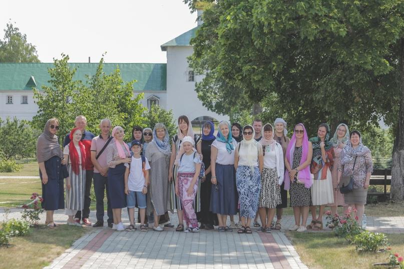 Сотрудники «Союза Маринс Групп» посетили древний город Гороховец, изображение №4