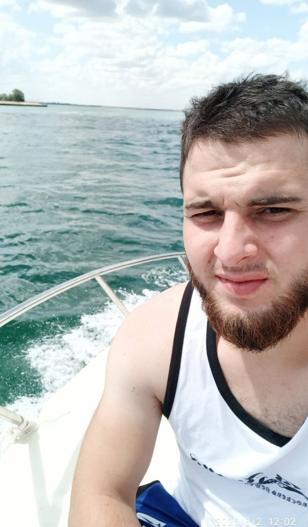 Salman, 24, Varenikovskaya
