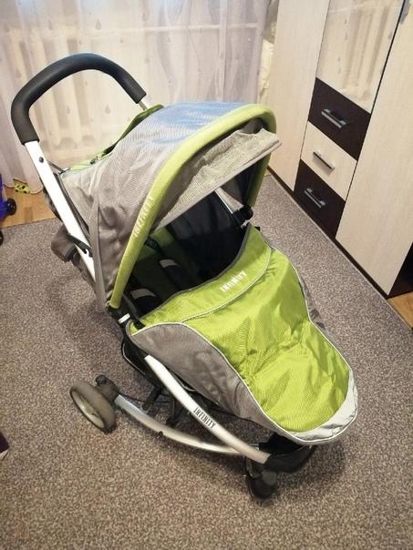 Детская коляска ,в нормальном состоянии....
