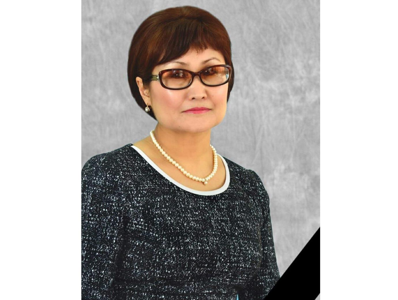 В Кимрах скончалась учительница средней школы Жанат Жапина