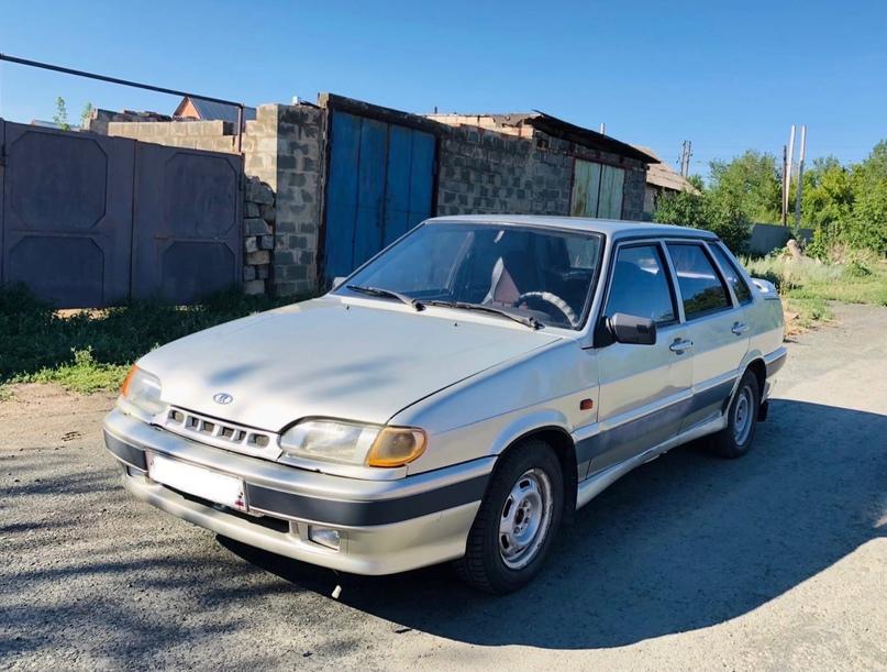 Купить ВАЗ 2115 2006 года в очень хорошем | Объявления Орска и Новотроицка №28371