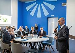 Игорь Артамонов принял участие в семинаре-совещании по подготовке заседания Президиума Госсовета