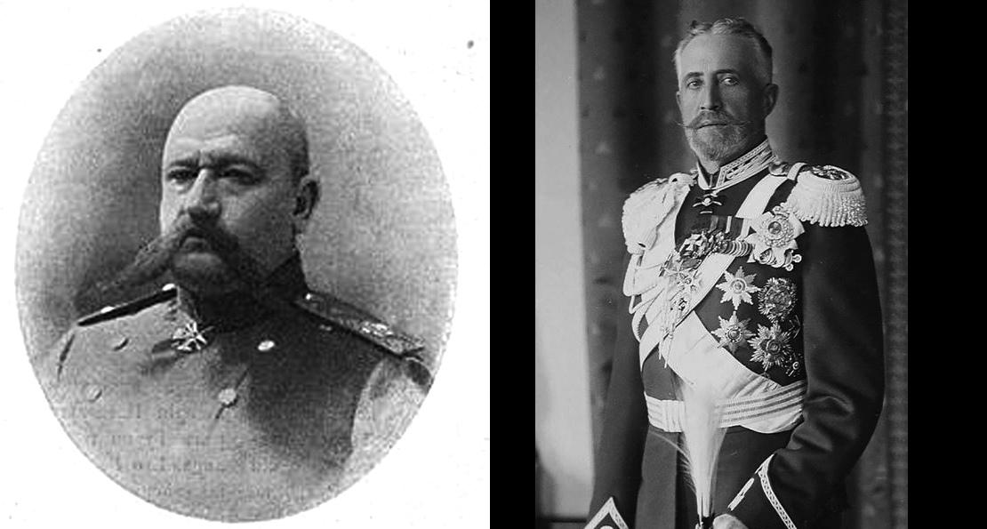 Юденич и великий князь