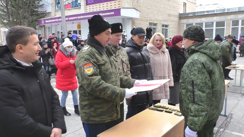 День Присяги в Казачьем кадетском корпусе «ЗлатИКа им. П.П. Аносова», изображение №3
