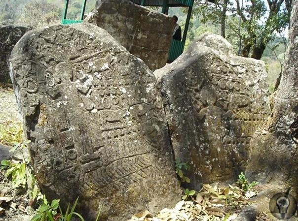 Мегалиты Мизорама - остатки неизвестной древней цивилизации На одном из археологических участков в Индии находятся сотни мегалитических камней, с вырезанными на них рисунками. Рисунки изображают
