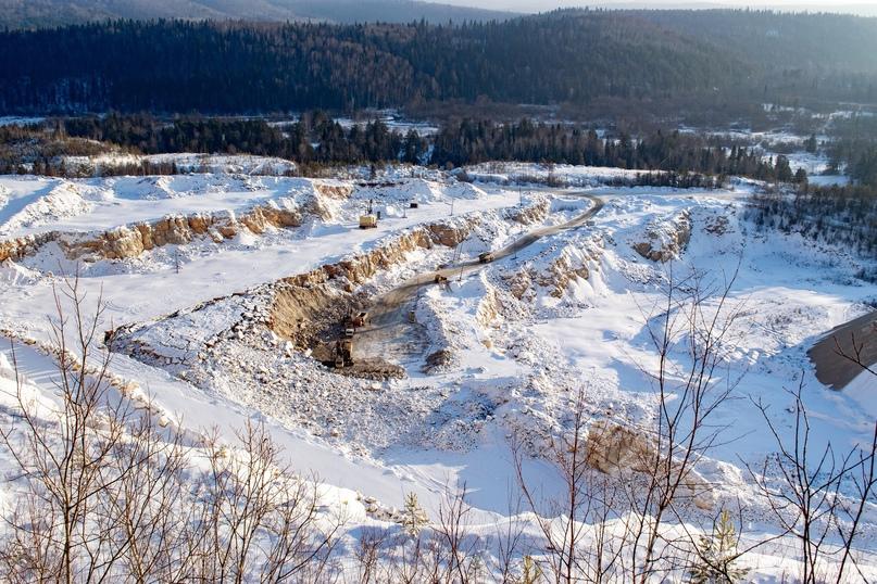 Пудлинговский щебзавод отмечает 60 лет, изображение №3