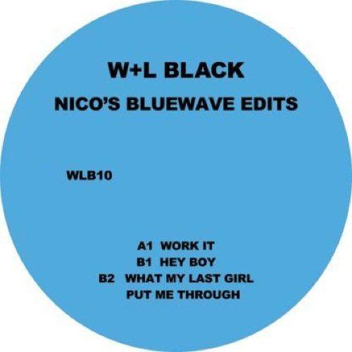 Nicolas Jaar album Nico's Bluewave Edits