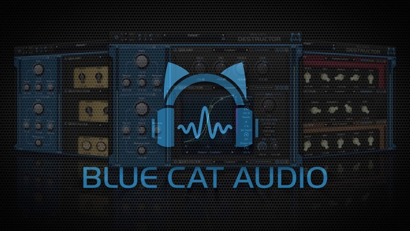 Blue Cat's Destructor 1 5 Up To 11 And Beyond