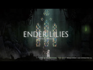 ENDER LILIES: Quietus of the Knights - Early Access Release Date Trailer (720p)