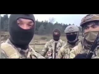 Наши лезгинские братья на страже защиты Родины.Сагърай лезгияр!