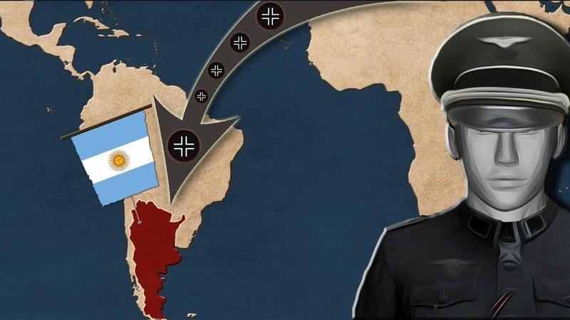 Почему многие германские офицеры убегали в Аргентину после второй мировой войны