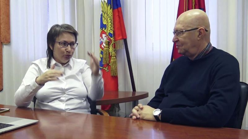 От Москвы до самых до окраин Елена Русакова и Валерий Соловей беседуют о защите прав горожан