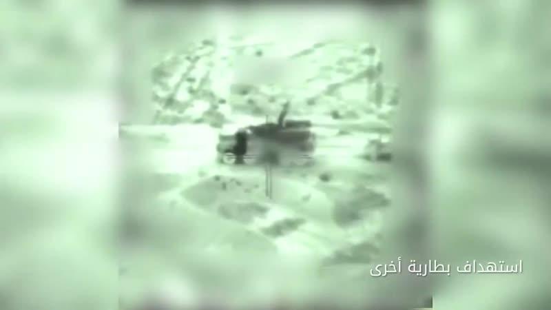 Знищення Ізраїлем зенітного ракетно артилерійських комплексів ЗРАК Панцир