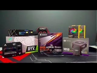 Собираем игровой компьютер HYPERPC на RTX 3070 и Ryzen 5800X