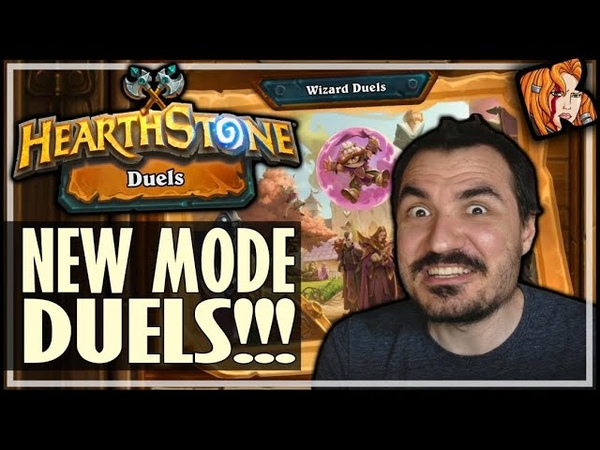 DUELS = NEW GAME MODE Hearthstone Duels