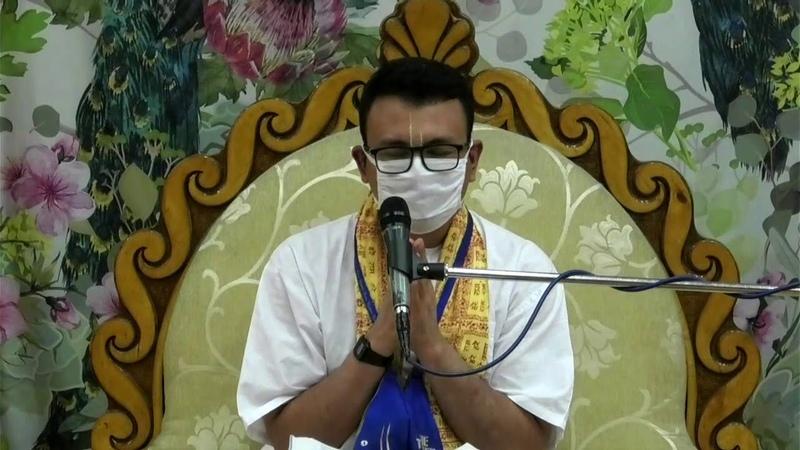Е М Чайтанья Чандра Прабху Бразилия 28 10 2020