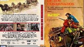 LA DILIGENCIA DE LOS CONDENADOS (1970) de Juán Bosch con Richard Harrison, Fernando Sancho, Erika Blanc