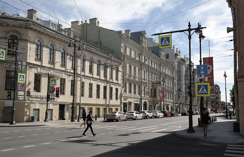 Большой Проспект П.С, Петроградка