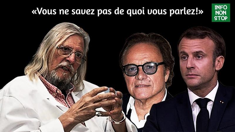 Didier Raoult détruit Guillaume Durand et critique la gestion du Covid-19 par le gouvernement!