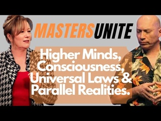 Esther Hicks (Abraham) and Darryl Anka (Bashar) Unite!