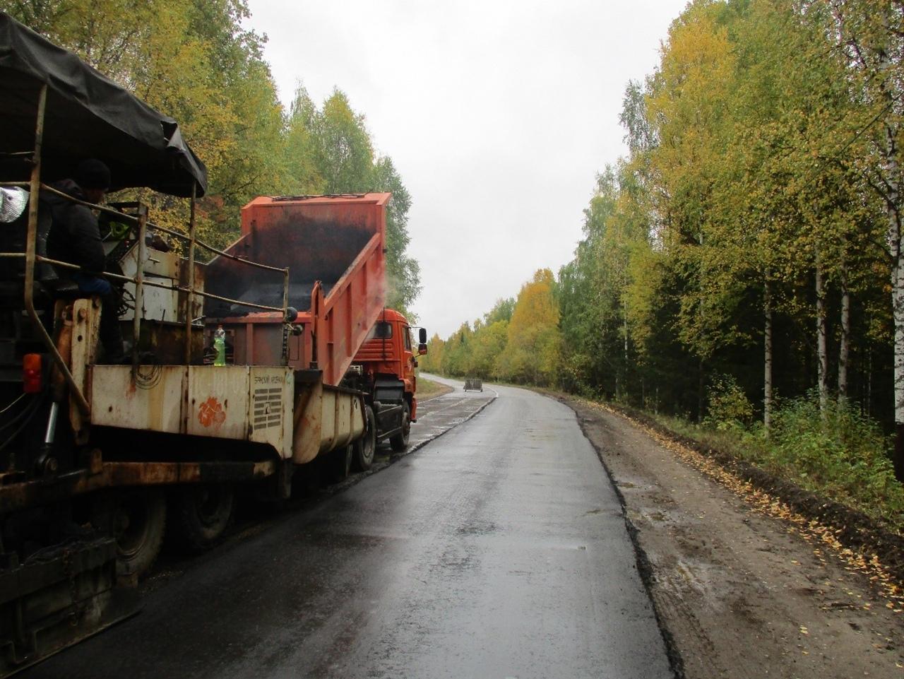 Ремонт дороги и деньги на решение соцпроблем: как «Лузалес» помогает Удорскому району