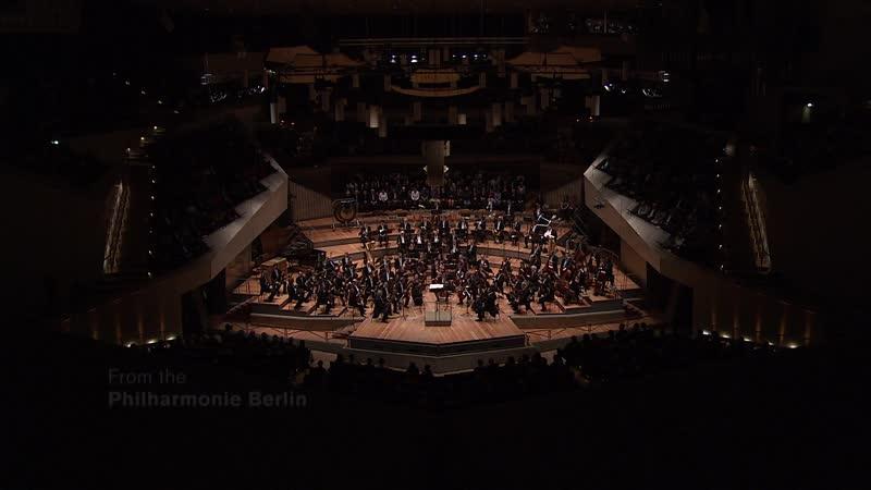 Сибелиус Я Ор 39 Симфония №1 Марис Янсонс Берлинский филармонический оркестр 2017 г