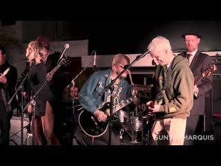 Miley Cyrus - Roadhouse Blues (The Doors Cover) (2020-02-08 - Sunset Marquis Hotel, Los Angeles, CA, USA)