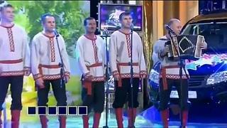 Братья Никулины из Тарноги спели на «Поле чудес»