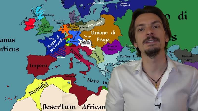 Se l'Impero Romano fosse sopravvissuto 1800 1805 LXXII Parte Pillole di Storia