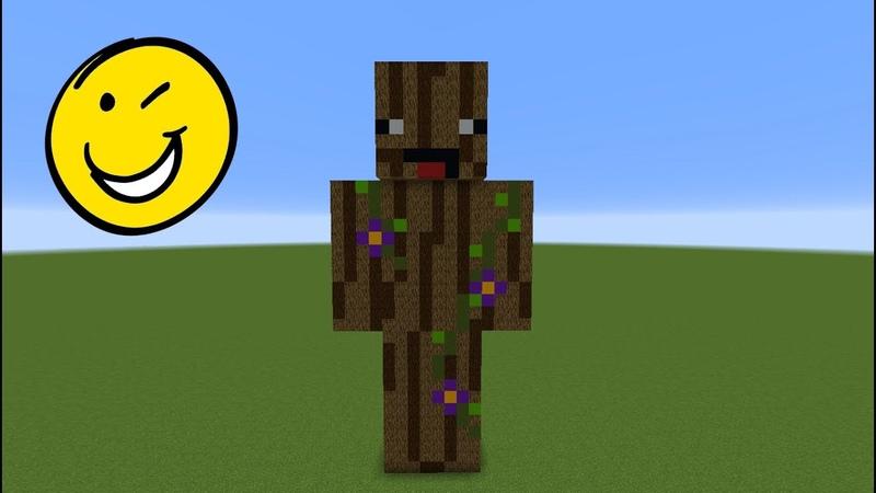 😎 TUTO Comment Faire une Statue du Skin du Youtuber Dayum sur Minecraft ❤️