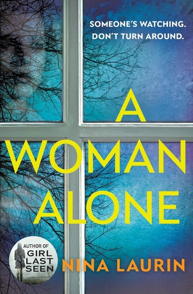 Book cover A Woman Alone