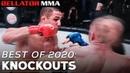 Best of 2020 Knockouts Bellator MMA