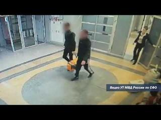 В международном аэропорту Омска транспортные полицейские раскрыли кражу багажа