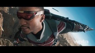 «Сокол и Зимний солдат» (The Falcon and the Winter Soldier) - VFX | Weta Digital