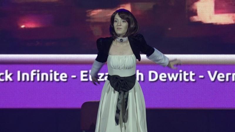 Opencon 2018 Bioshock Infinite Elizabeth Dewitt Vernik