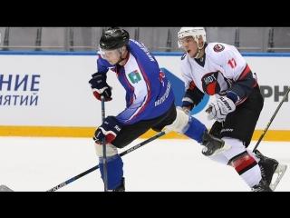 НХЛ. Финал VII Всероссийского Фестиваля по хоккею. Ямальские стерхи  Вымпел-Атом 13 мая