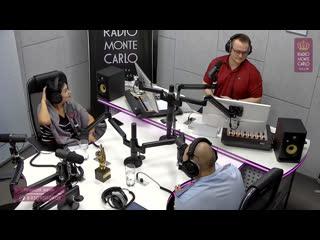 Станислав Бондаренко (Госавтоинспекиця) и Ирина Чихладзе (Наркодиспансер) на Radio Monte Carlo Омск. Дорожный акцент. Трезвость