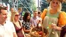Молодёжный парламент на праздновании Яблочного Спаса (Брянская область, город Почеп)