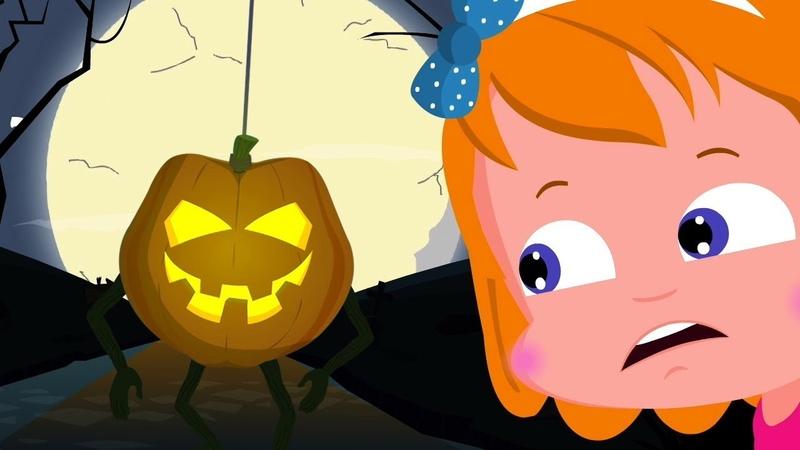 Джек О 'Фонарь русский мультфильмы для детей Jack 'O' Lantern Umi Uzi Russia