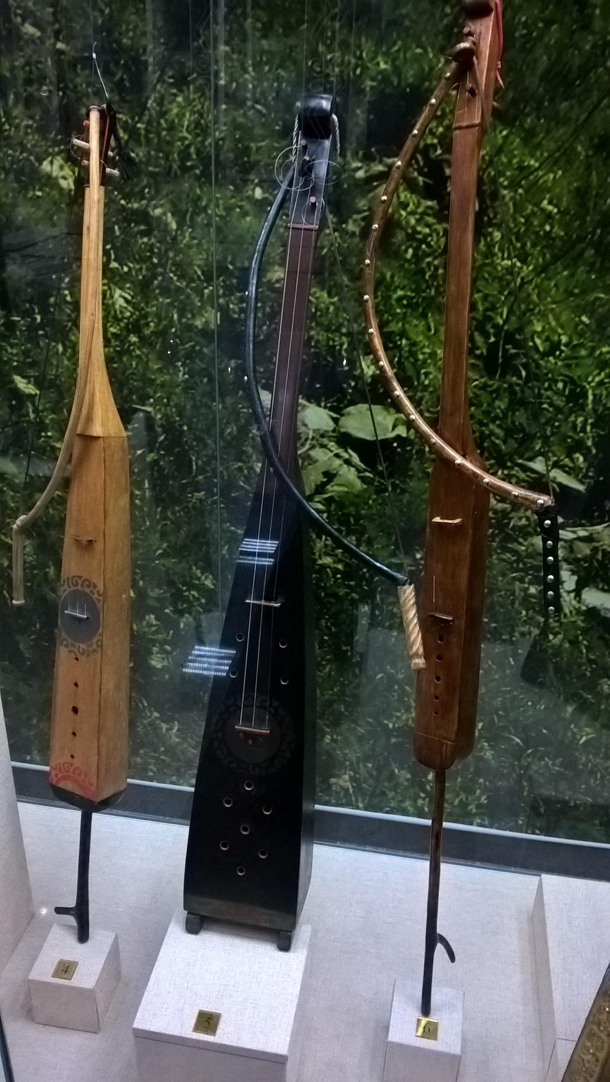 традиционные чеченские музыкальные инструменты