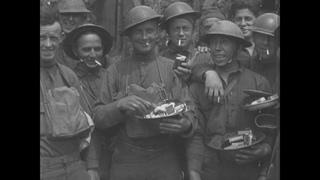 Occupation of Toul-Boucq Sector (Lorraine), April 3 - June 28, 1918 26th Division