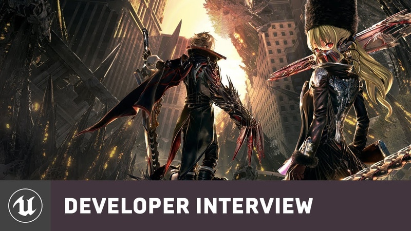 Code Vein by Bandai Namco Entertainment | E3 2019 Developer Interview | Unreal Engine