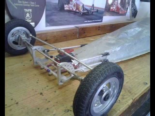 My RC Dragster