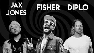 FISHER - JAX JONES - DIPLO - TORREN FOOT AND MORE! || TECH HOUSE MIX || #35 SRK!