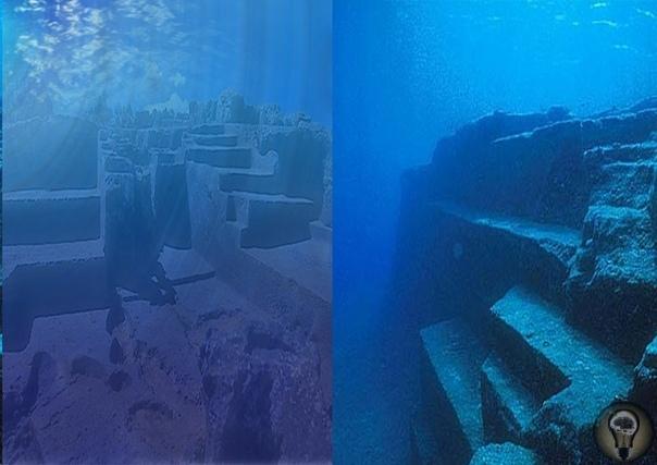 Следы древней цивилизации на дне Персидского залива
