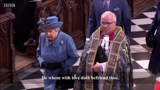 Praise to the Lord, the Almighty Hymn (+lyrics) - Westminster Abbey Commonwealth Day Service 2020